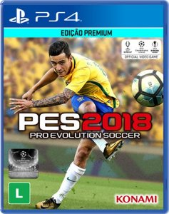 PES 2018 PS4 - PRO EVOLUTION SOCCER 2018 PS4
