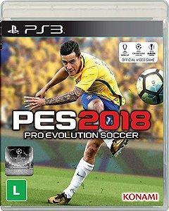 PES 2018 - Pro Evolution Soccer 2018  PS3