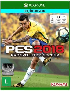PES 2018 - Pro Evolution Soccer - Xbox One