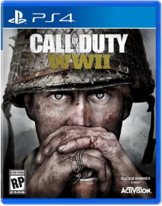 Call Of Duty - world war II - cod WWII - PS4