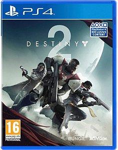 Destiny 2 +  Dlc - Ed. Pré-Venda - PS4