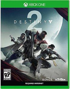 Destiny 2 + Dlc - Ed. Pré-Venda - Xbox One