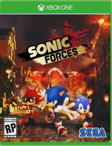 Sonic forces xbox one