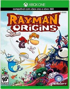 Rayman Origins - Xbox one / xbox 360