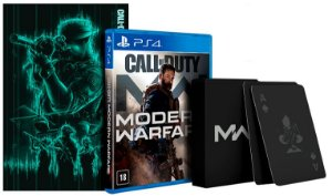 Call Of Duty Modern Warfare ed especial - PS4