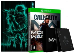 Call Of Duty Modern Warfare ed especial - xbox one