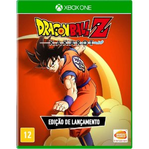 Dragon Ball Z - Kakarot- Edição De Lançamento - Xbox One