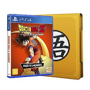 Dragon Ball Z – Kakarot - Edição Steelbook - PS4