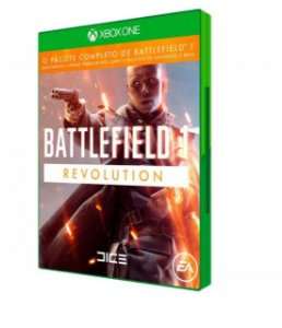 Battlefield 1 Pacote Completo Xbox One
