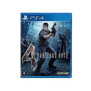Resident Evil 4 Remaster PS4