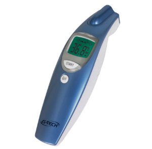 Open Box - Termômetro G-Tech Digital Sem Contato THGTSC1 Bebê e Adulto