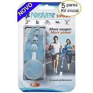 Dilatador Nasal Nasivent® Sport (azul Claro) - Mais Energia