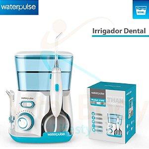 Irrigador Oral Waterpulse V300 Verde Bivolt - Topseller