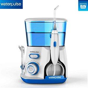 Irrigador Oral Waterpulse V300 Azul Bivolt - Topseller
