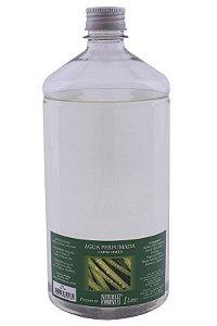 Água Perfumada Capim Limão 1 Litro Frasco Inquebrável