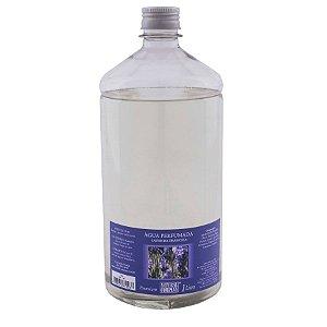 Água Perfumada Lav Franc/Tranqüilidade e Paz de Espírito-1 L
