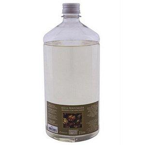 Água Perfumada Madeira Especiarias-Inten./Otimismo-1 litro