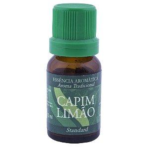 Essência 10ml-Capim Limão/Imunidade e Intuição-Standard