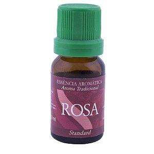 Essência 10ml-Rosa/Calmante e Relaxante-Standard