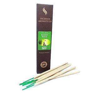 Incenso Natural Bamboo Blend/Resiliência e Vitalidade