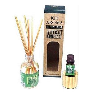 Kit Aroma Premium Bamboo Blend - Nota de Verão - 3 Produtos