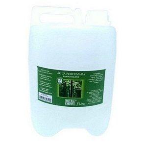 Água Perfumada Bamboo Blend-Resiliência/Vitalidade-5 litros