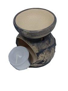Aromatizador Para Ambiente Réchaud Elefante - Cerâmica