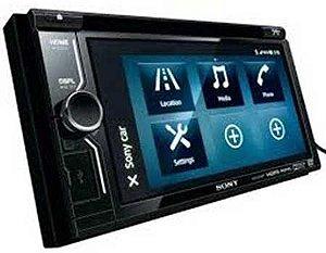 DVD Automotivo Sony XAV-612BT