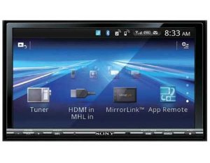 DVD Automotivo Sony XAV-712BT