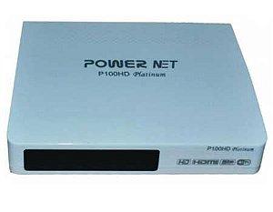 Powernet P100 HD Platinum