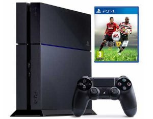 Playstation 4 500GB + Fifa 2017