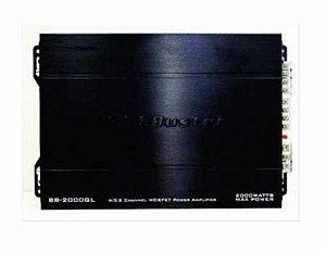 Modulo Amplificador B.Buster B.BB-2000GL 2000W 4 CH