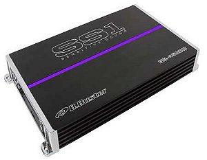 Modulo Amplificador B.Buster BB-4500D 4500 Watts 2 Ch