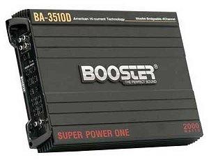 Modulo Amplificador Booster BA-3510 2000W 4.CH