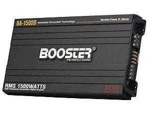 Modulo Amplificador Booster BA-1500D 3000W 1 CH