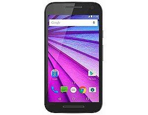 Motorola Moto G Turbo XT1557 Dual SIM 16GB 5.0 13MP 4G Android 6.0 Preto