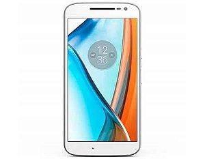 Motorola Moto G4 XT1622 Dual SIM 16GB Tela 5.5 13.0MP 4G Android 6.0 Branco