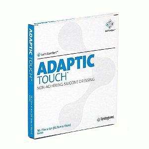 ADAPTIC TOUCH - Curativo de silicone não aderente - Systagenix