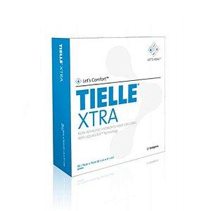 Curativo - Systagenix Tielle Xtra - Cobertura de Hidropolímeros - Recortável