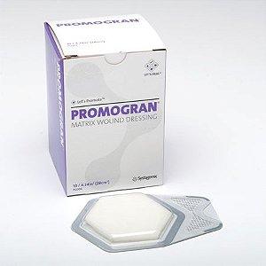 Curativo - Systagenix Promogran Prisma Protease Matrix - Para feridas com dificuldade de cicatrização