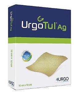 Urgo Tul Ag/ SILVER - Curativo feridas agudas ou crônicas com sinais de infecção