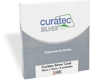 Curatec SilverCoat - Curativo com prata na medida certa