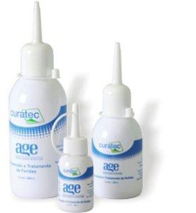 Curatec AGE - Hidrata, estimula a cicatrização e previne lesões