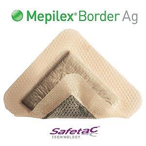 MEPILEX® BORDER AG 10 x 10 cm