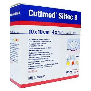 CURATIVO CUTIMED SILTEC B (COM BORDA DE SILICONE)