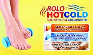 ROLO HOT/COLD PARA FISIOTERAPIA E MASSAGEM DOS PES