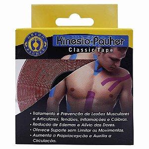 BANDAGEM ELASTICA ADESIVA - CLASSIC TAPE
