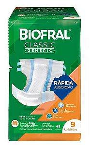 FRALDA BIOFRAL CLASSIC GENERIC