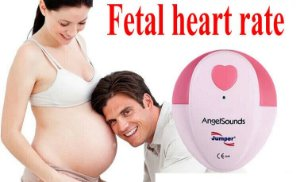 Monitor Doppler Fetal Angel Sounds - Pronta Entrega
