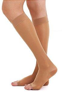 Meia Medi 20-30 mmHg Sheer Soft 3/4 Natural